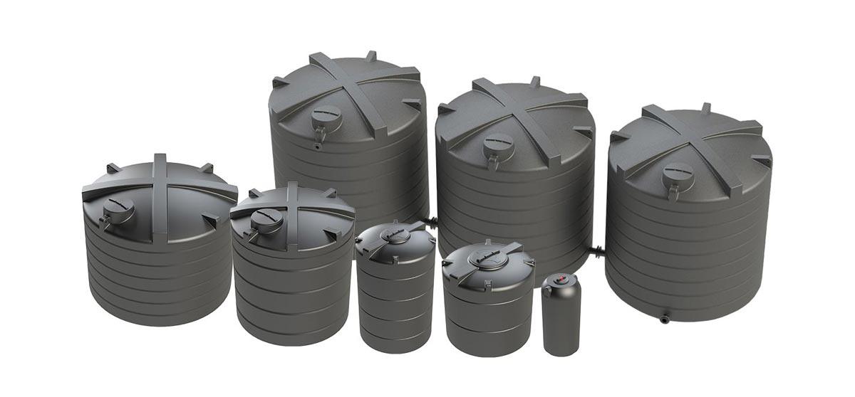 Enduratank WRAS Approved Potable Tanks