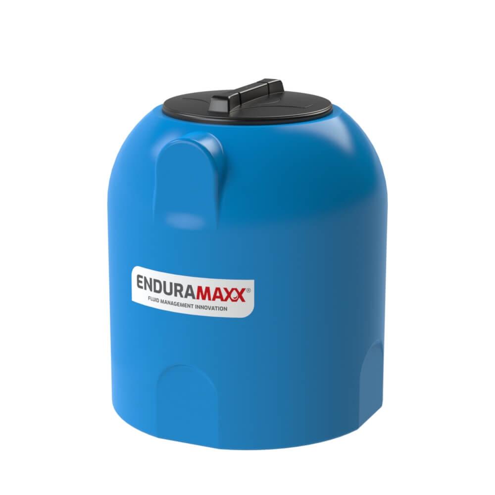 172501 150 Litre Vertical Rainwater Tank - Blue