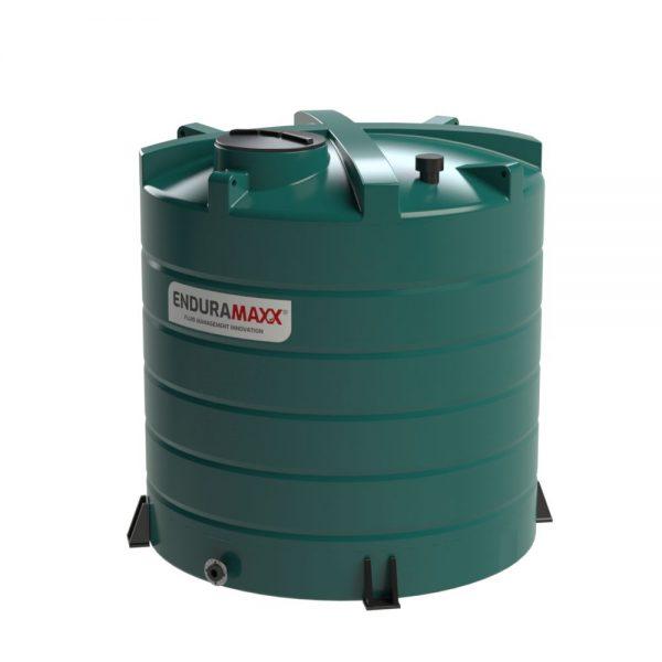 10,000 Litre Liquid Fertiliser Tank - Green