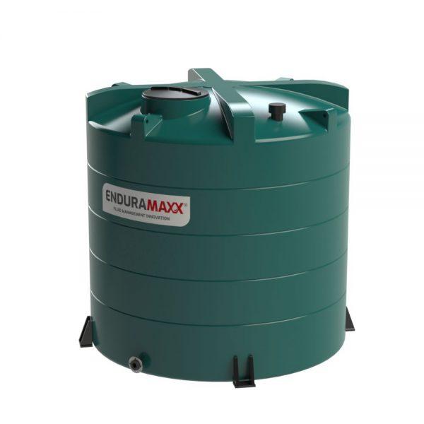 12,500 Litre Molasses Tank - Green