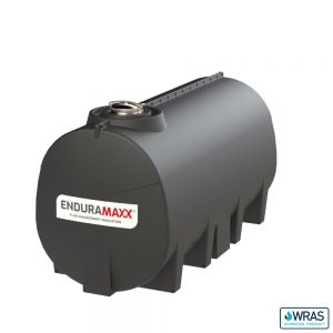 13,000 Litre Horizontal Transport Tank - Black