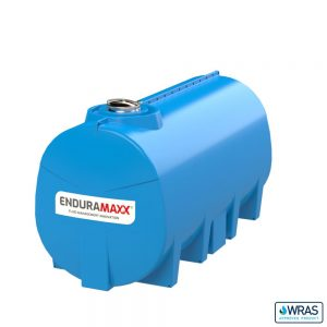 13,000 Litre Horizontal Transport Tank - Blue