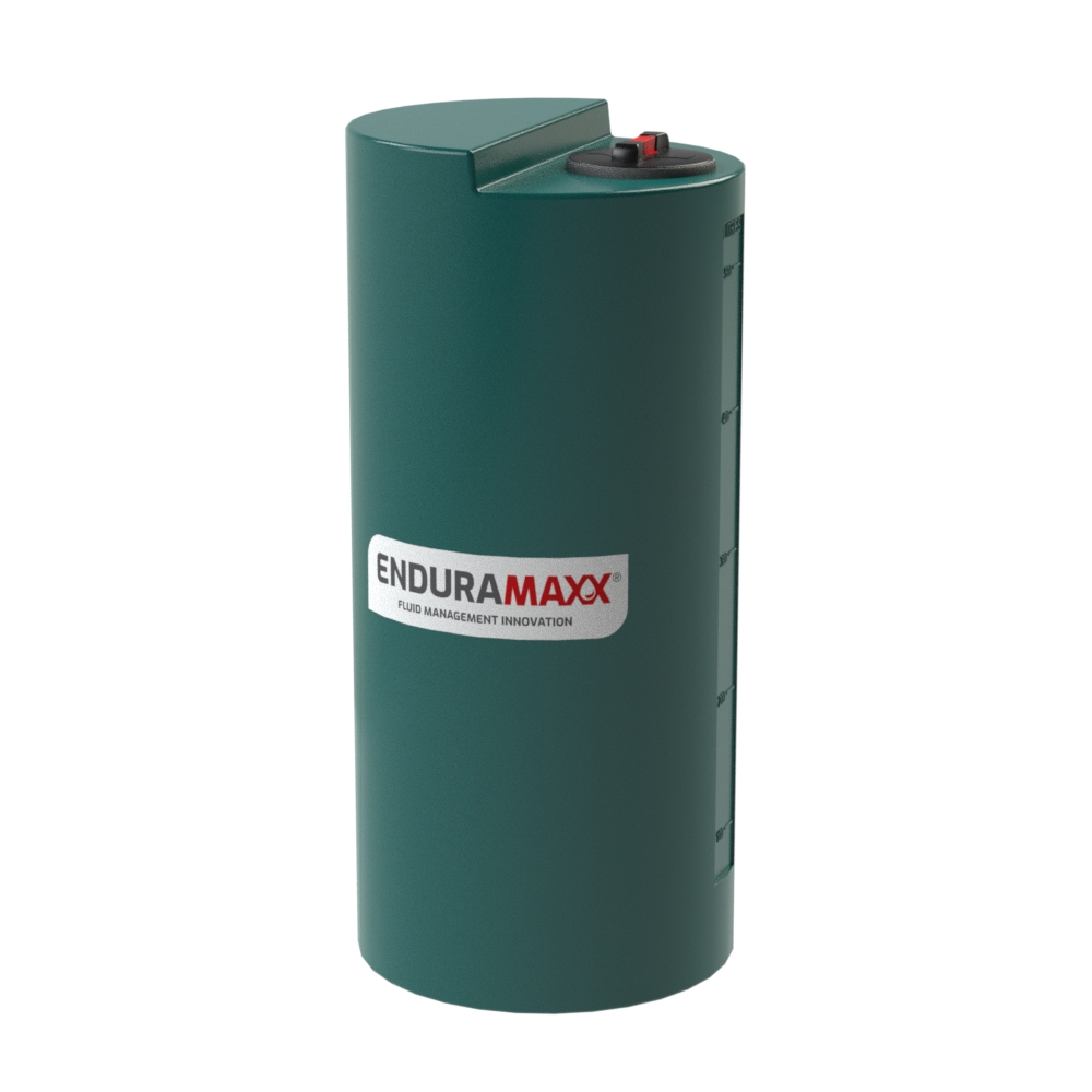 172705 500 Litre Chemical Dosing Tank Dark Green