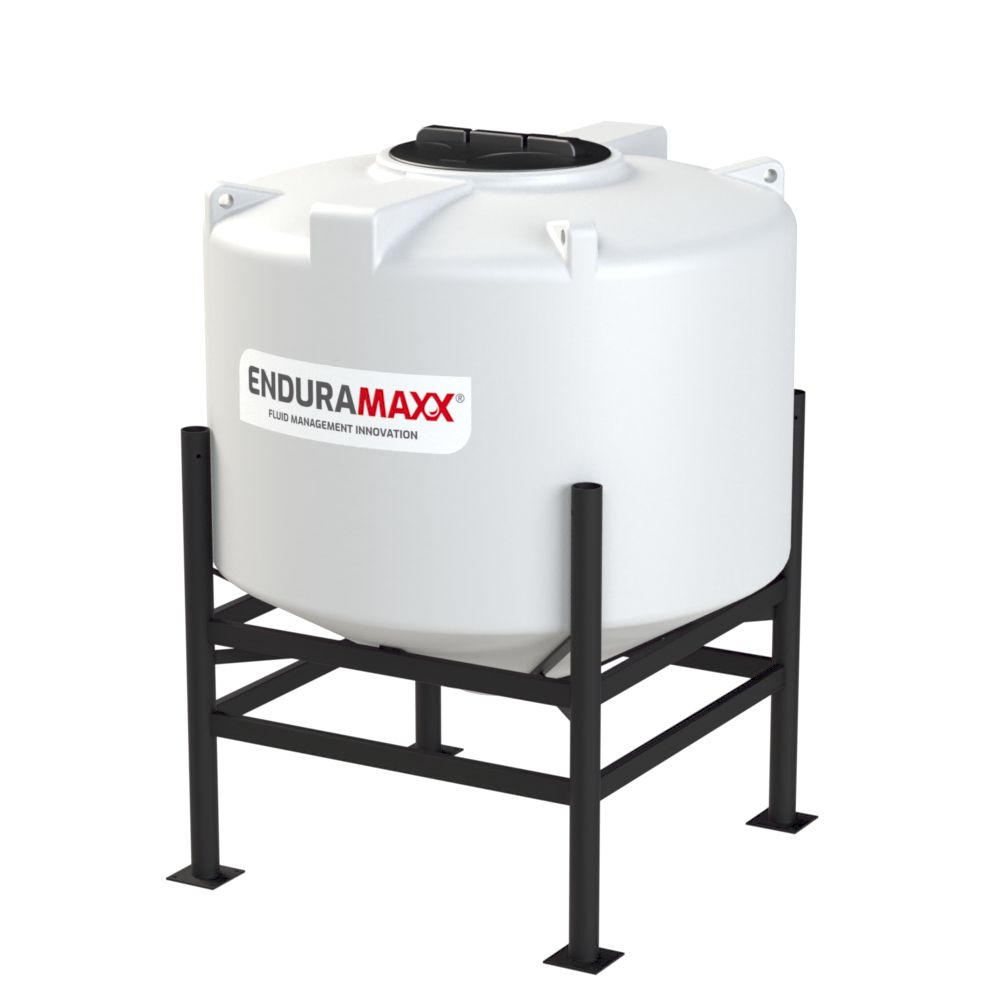 1,000 Litre 30° Closed Top Cone Tank