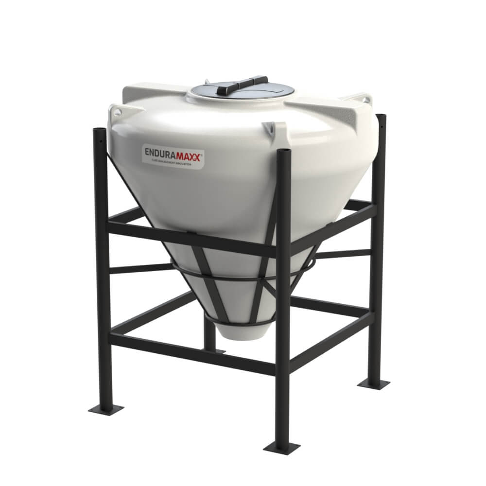 1752036002-F-600-Litre-Cone-Tank-With-Frame-Natural