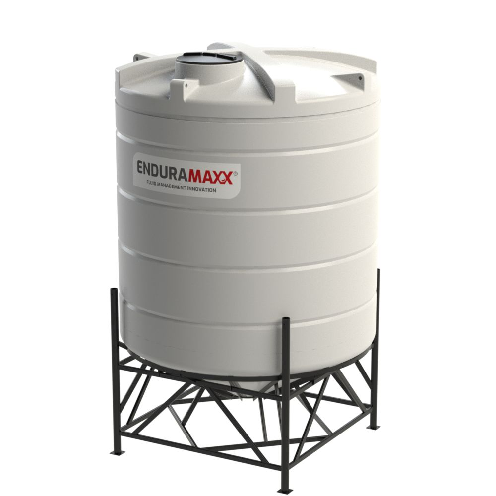 15,000 Litre 30° Closed Top Cone Tank