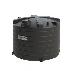 22,000 Litre Molasses Tank - Black