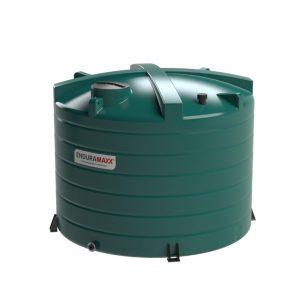 22,000 Litre Molasses Tank - Green