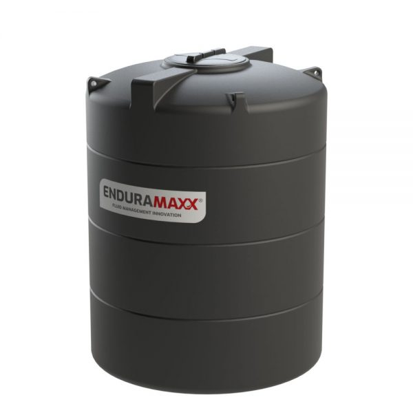 2,500 Litre Molasses Tank - Black