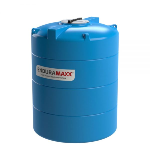 2,500 Litre Molasses Tank - Blue