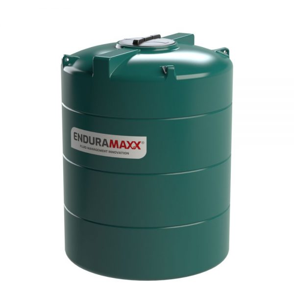 2,500 Litre Molasses Tank - Green