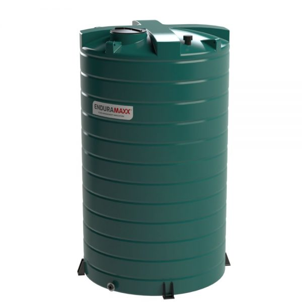 25,000 Litre Liquid Fertiliser Tank - Green