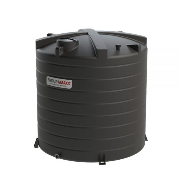 30,000 Litre Molasses Tank - Black