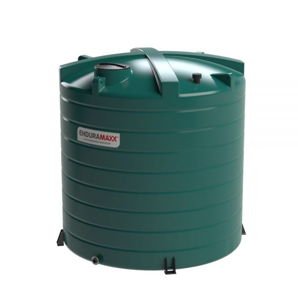 30,000 Litre Molasses Tank - Green