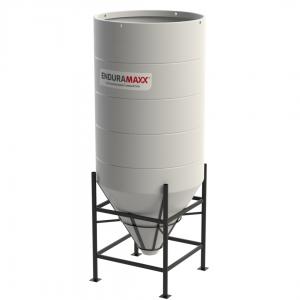 3,650 Litre 60° Open Top Cone Tank
