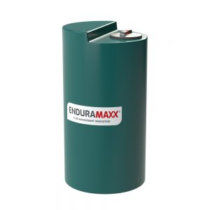 400 Litre Chemical Dosing Tank Stepped Lid - Green
