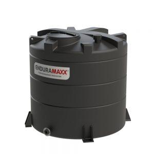 4,000 Litre Liquid Fertiliser Tank - Black