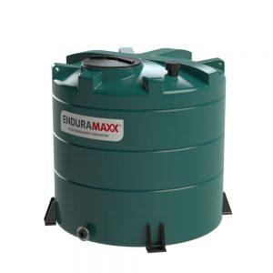 4,000 Litre Liquid Fertiliser Tank - Green