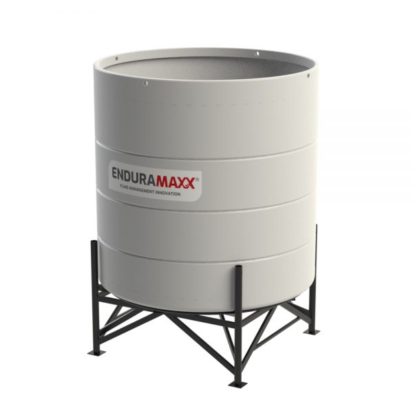 5,200 Litre 15° Open Top Cone Tank