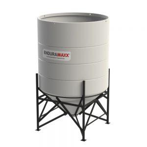 5,900 Litre 45° Open Top Cone Tank