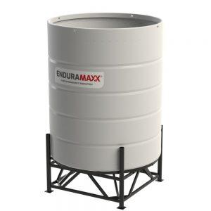 6,200 Litre 15° Open Top Cone Tank