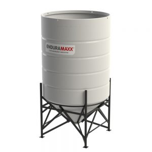 6,900 Litre 45° Open Top Cone Tank