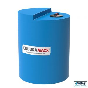 800 Litre Chemical Dosing Tank Stepped Lid - Blue