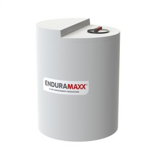 800 Litre Chemical Dosing Tank Stepped Lid - Natural