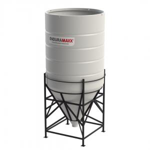8,000 Litre 60° Open Top Cone Tank