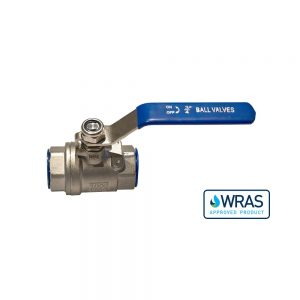 "177807-BV - 20 mm (¾"") WRAS Approved Ball Valve"