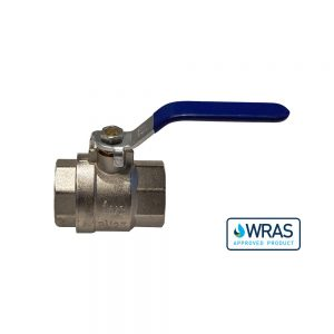 "177815-BV - 40 mm (1½"") WRAS Approved Ball Valve"