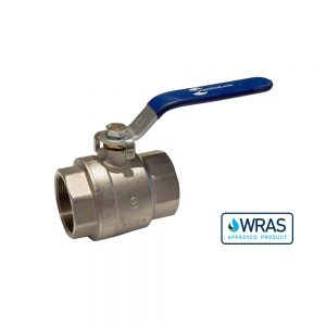 "177820-BV - 50 mm (2"") WRAS Approved Ball Valve"