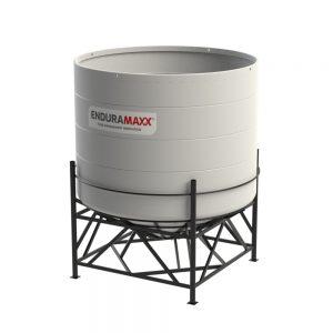 10,000 Litre 30° Open Top Cone Tank