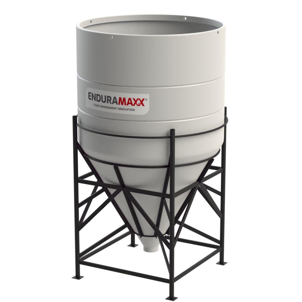 6,000 Litre 60° Open Top Cone Tank