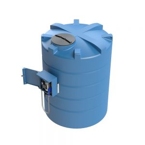 5511517 - 5,000 Litre AdBlue® dispensing system with metal cabinet
