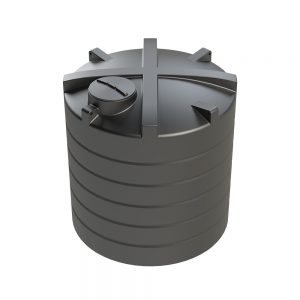 10,000 litre Cross Link Vertical Tank XLPE