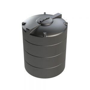 2,500 litre Cross Link Vertical Tank XLPE