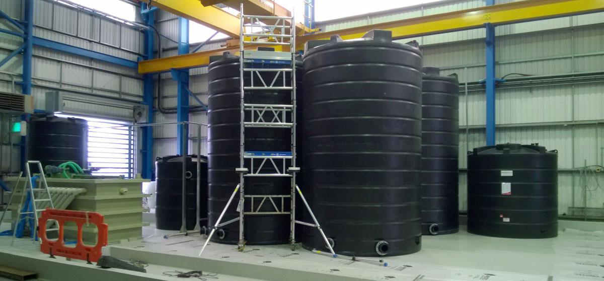 Tank Installation Service