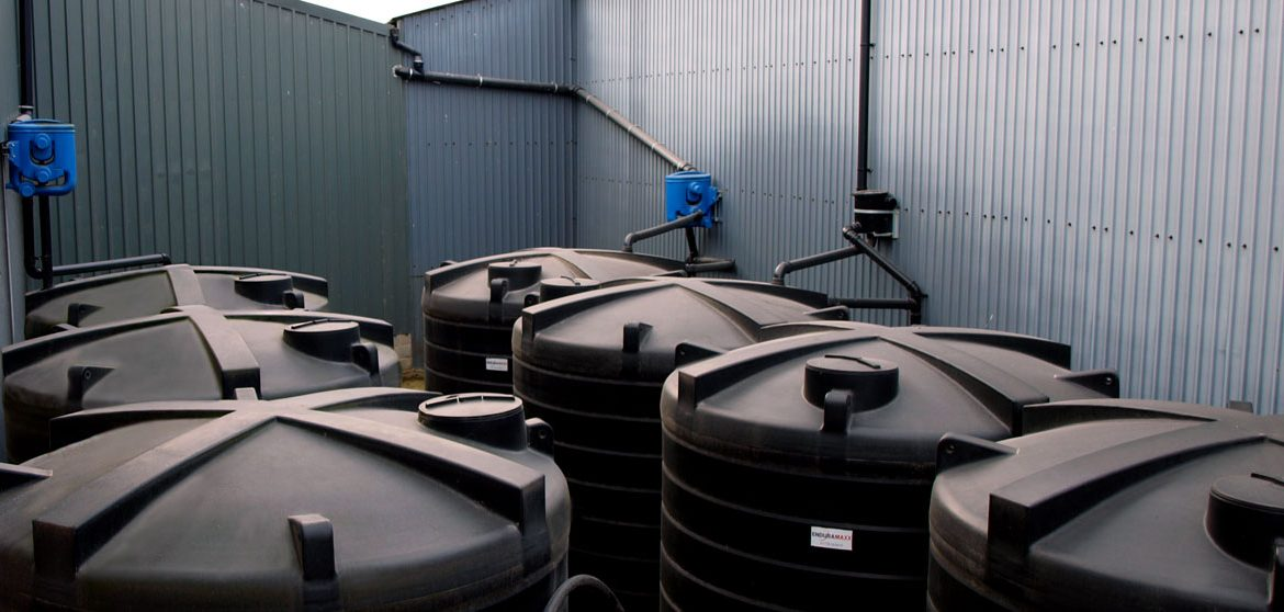 Rainwater Harvesting, a Case Study
