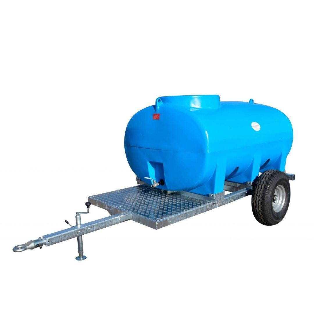 Enduramaxx 1420200-ST 2,000 Litre Site Tow Water Bowser