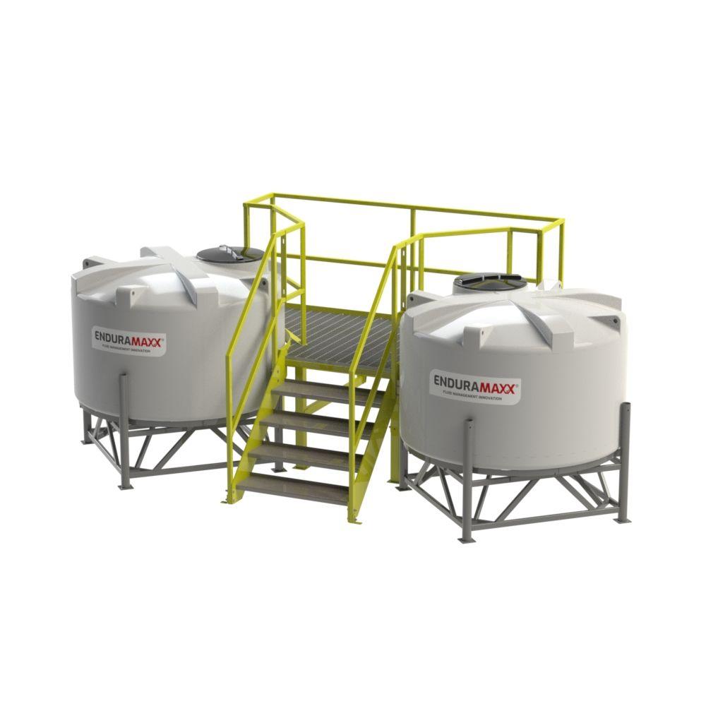 Enduramaxx Mixer Tank Access Ladder And Mezzanines