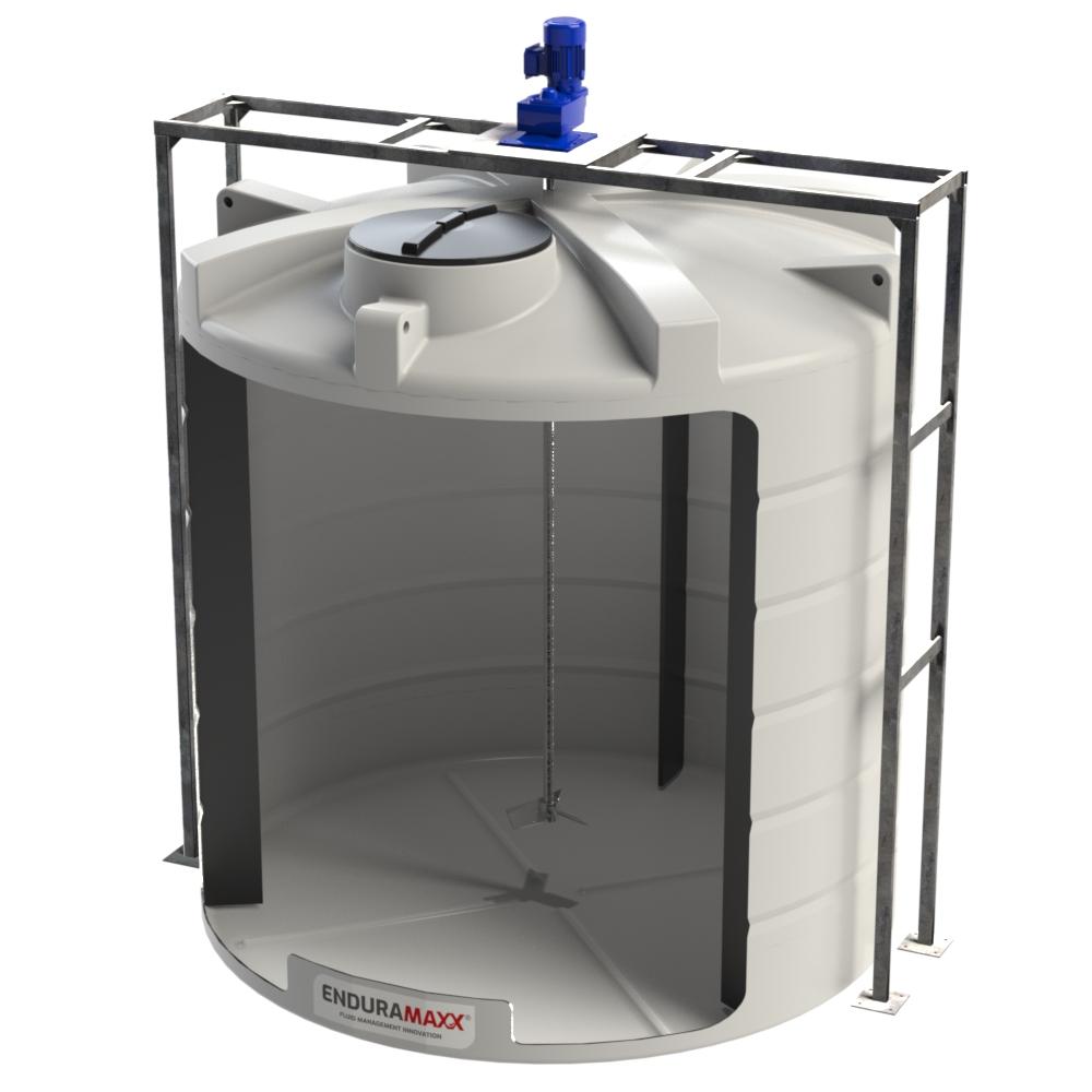 10000 Litre Mixer Tank