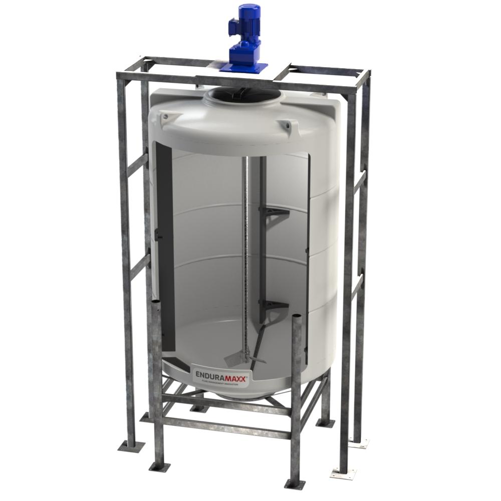 2100 Litre Conical Mixer Tank