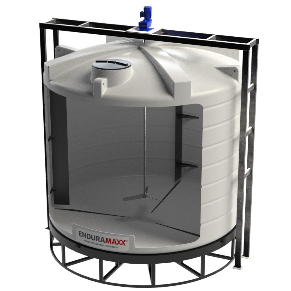 25000 Litre Conical Mixer Tank