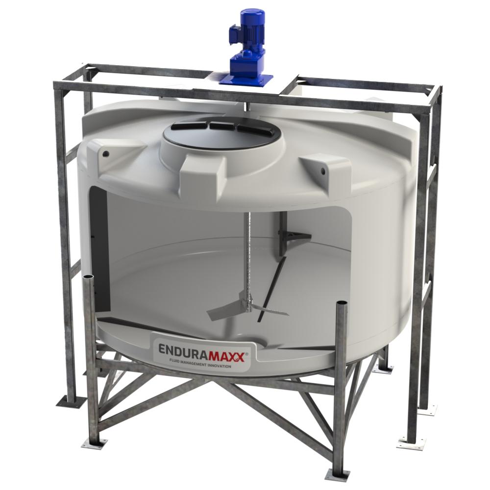 3000 Litre Conical Mixer Tank