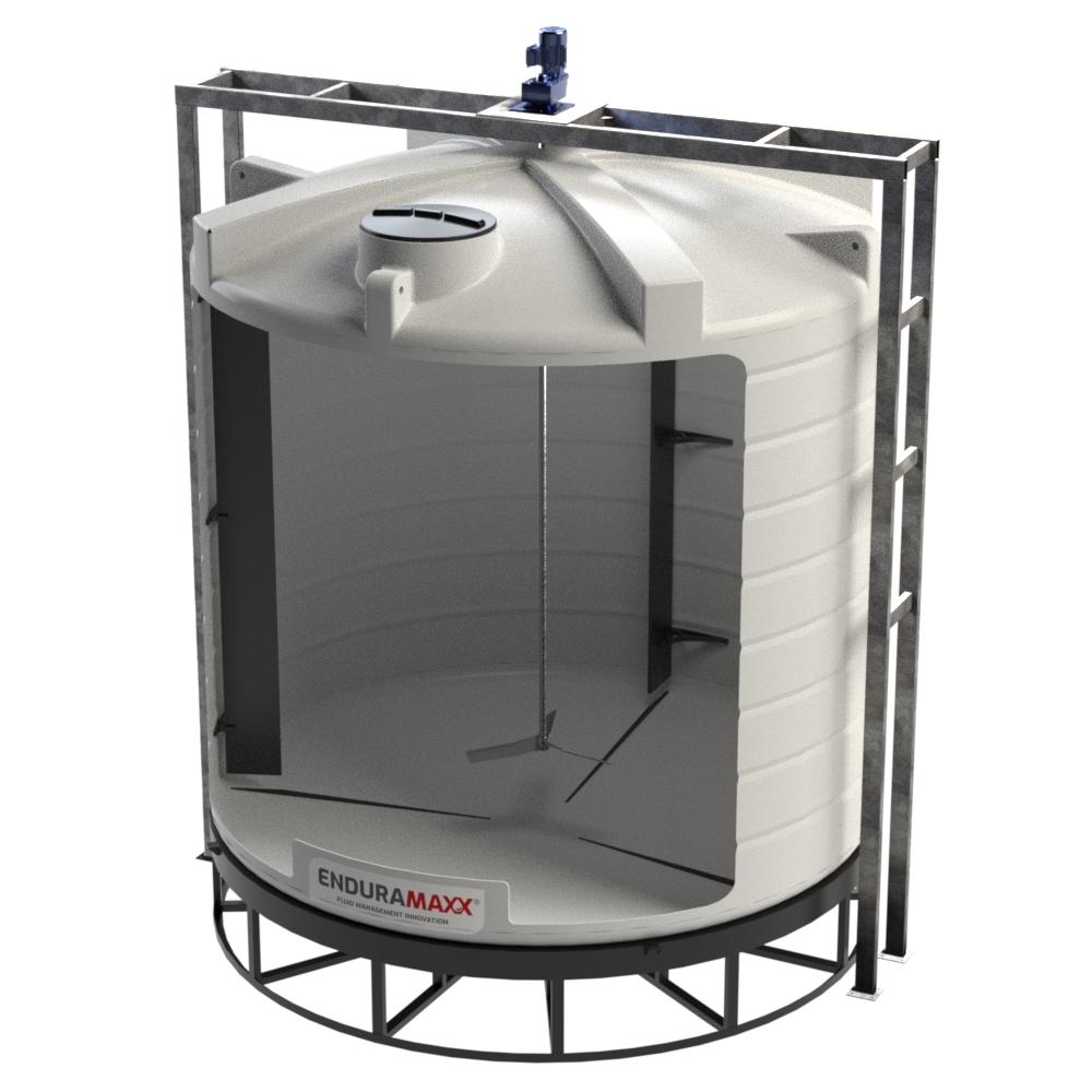 30000 Litre Conical Mixer Tank