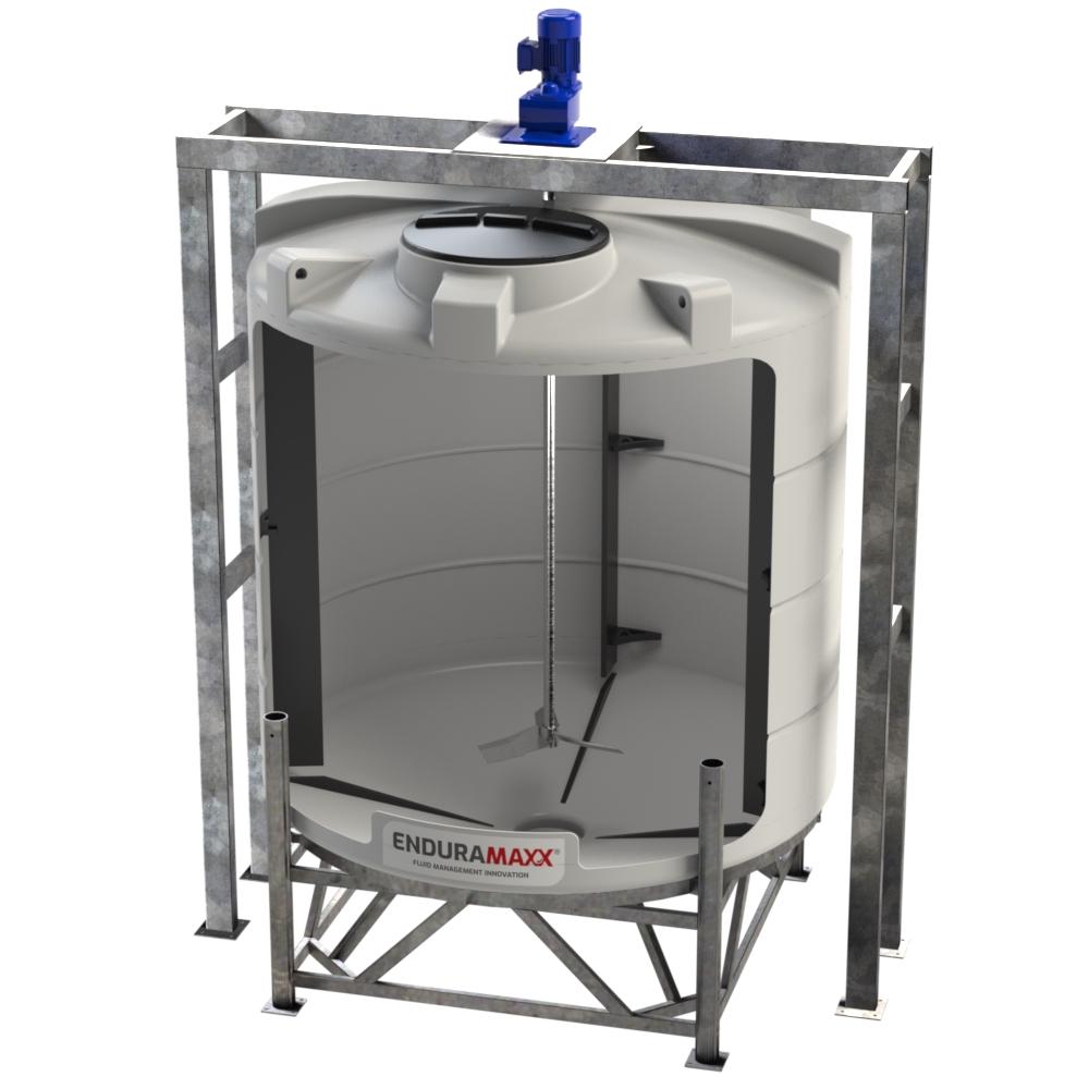 5200 Litre Conical Mixer Tank