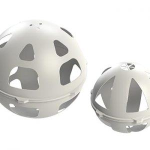 Baffle Balls