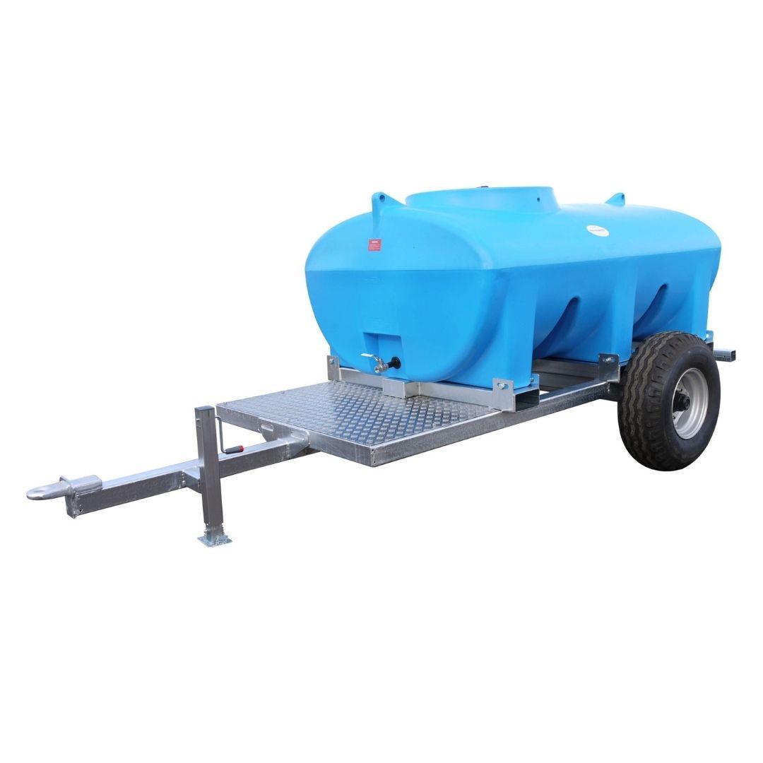 Enduramaxx 1420500-ST 5,000 Litre Site Tow Water Bowser
