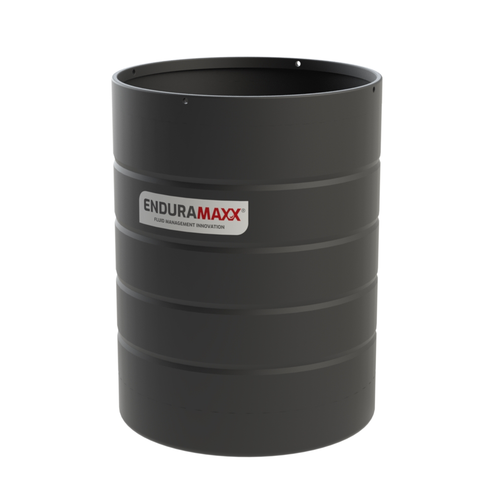 Enduramaxx 172016 6000 Litre Open Top Tank Black